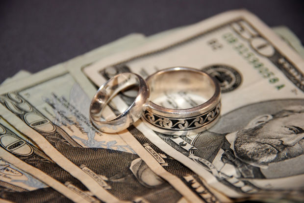 Money Issues Lead To Divorce
