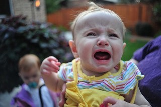 Stress Management, 5 Tips, Fussy Baby