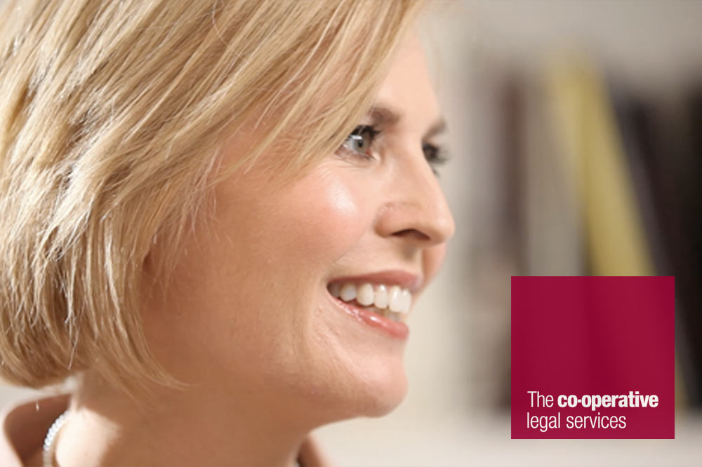 Christina Blacklaws, Co-operative Legal Services