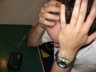 Head stress