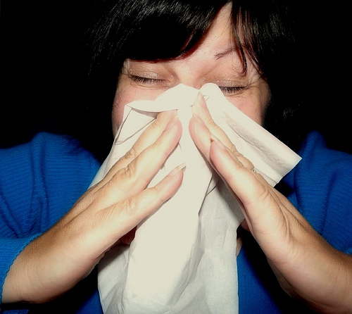 Allergies, sneezing